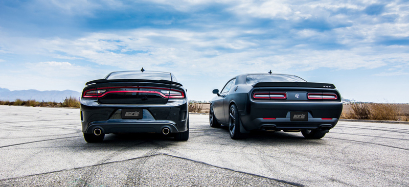 borla cat back exhaust systems for