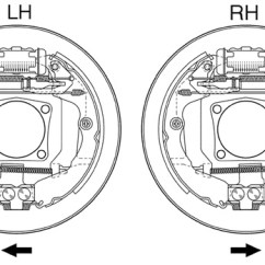2000 Ford Explorer Exhaust Diagram Home Network Wiring Tech Feature: Brake Job On 2004-2008 Toyota Corolla