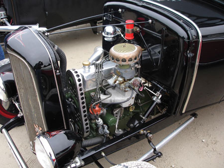 Motorcycle Inline Fuel Filter Engine Options Abound In The Street Rod Market Engine