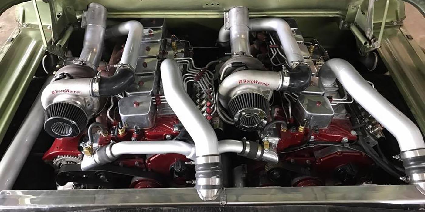twin 5 9l compound turbo cummins