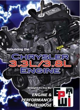 2006 Dodge Caravan Engine Diagram Rebuilding The Chrysler 3 3l 3 8l Engine