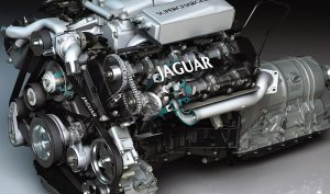 Jaguar 40Liter And 42Liter V8 Engine Service