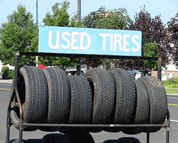 used tire rack sales tire review magazine