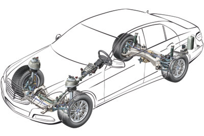 Tech Tip: Slow Death of An Air Ride System