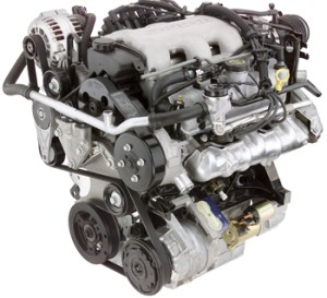 GM 60° 31L V6 Engine