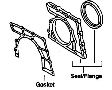 Tech Tip: Audi 2.8L V6 Rear Crankshaft Seal Leaks After
