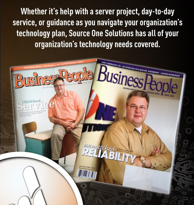 Find Us In Business People Magazine