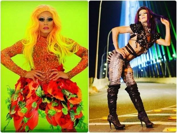 Chandelly Kidman ganhou em 2014 o título de melhor drag queen do Brasil (Foto: Reprodução/Instagram)