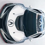 Wallpaper Acura Nsx Gt3 Supercar Front Top View 3840x2160 Uhd 4k Picture Image