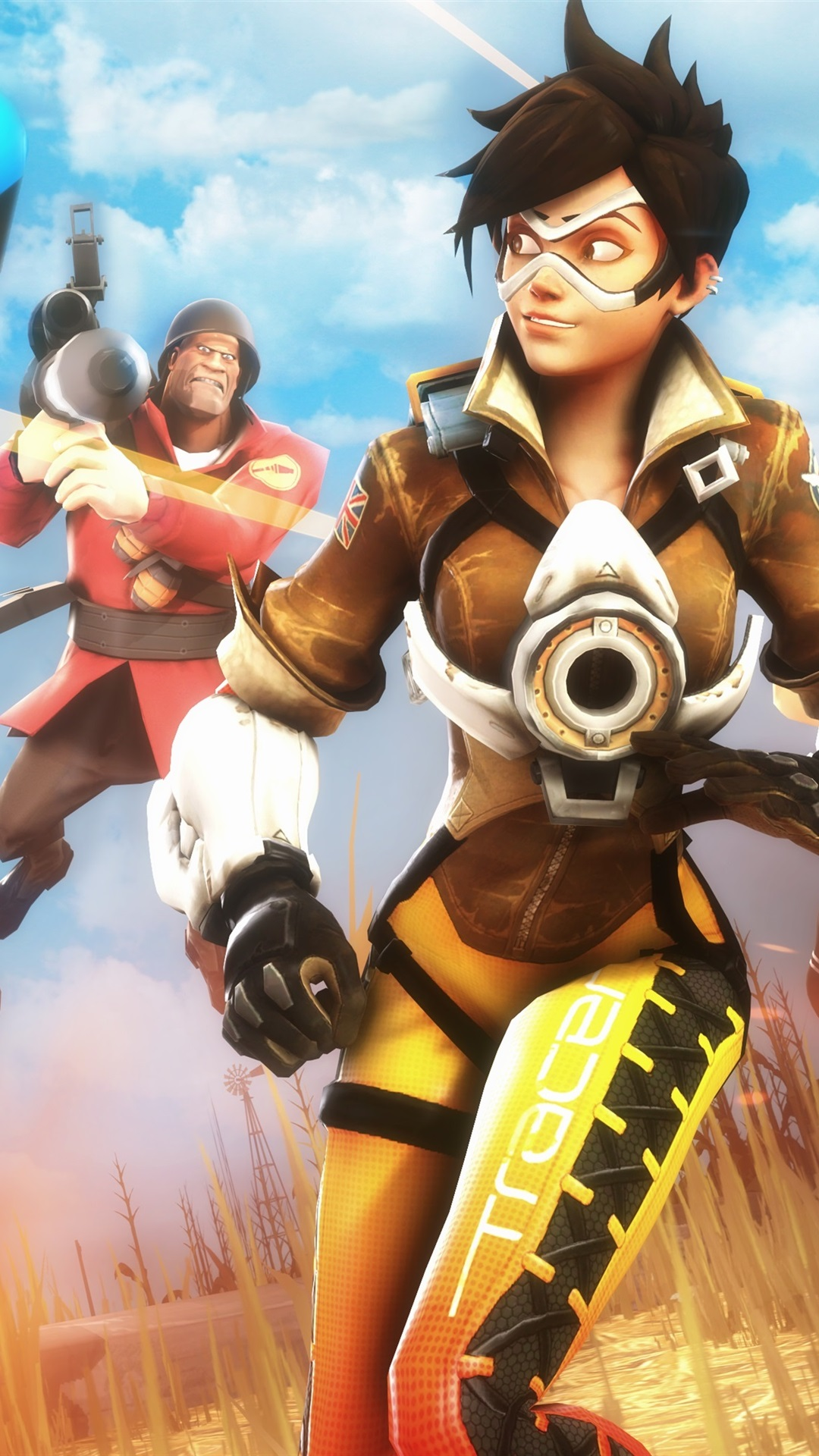 Team Fortress 2 Iphone Wallpaper - Download Wallpapers