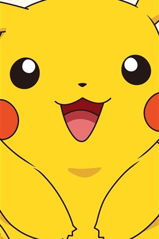 Cute Pokemon Iphone Wallpaper 壁纸 宠物小精灵2017电影,皮卡丘 2880x1800 Hd 高清壁纸 图片 照片