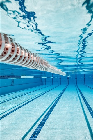 Iphone X Style Wallpaper For Iphone 6 Wallpaper Olympic Swimming Pool Underwater 1920x1200 Hd