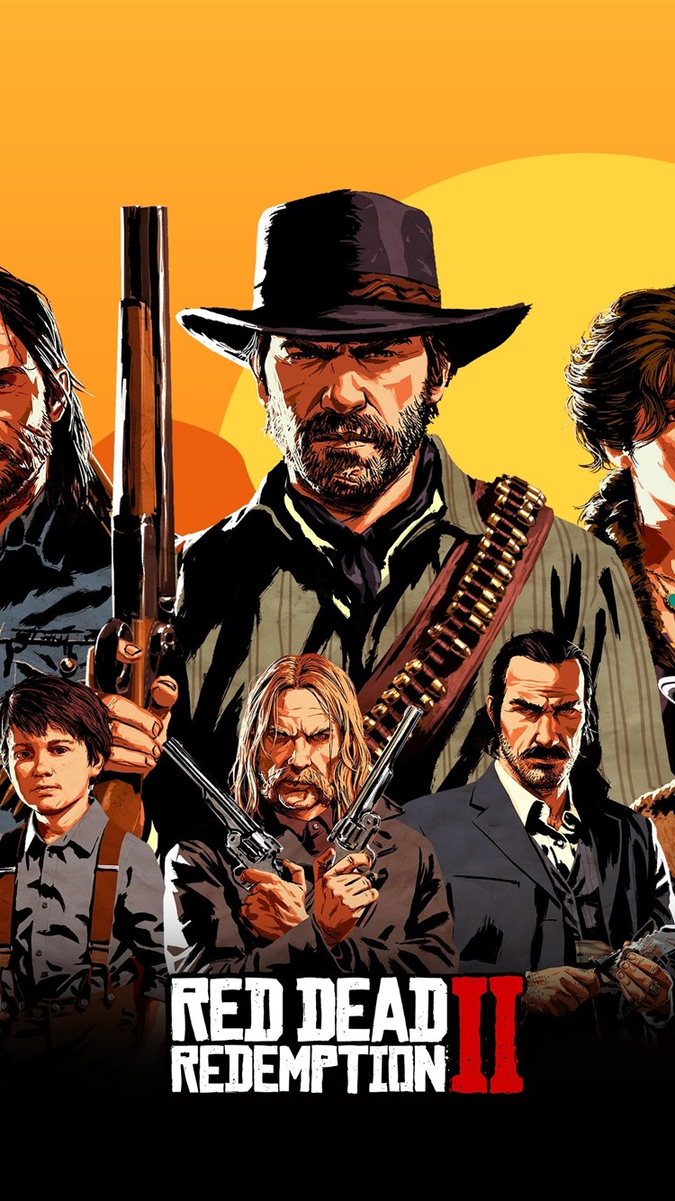 Girl With Guns Hd Wallpapers Wallpaper Red Dead Redemption 2 Art Picture 3840x2160 Uhd