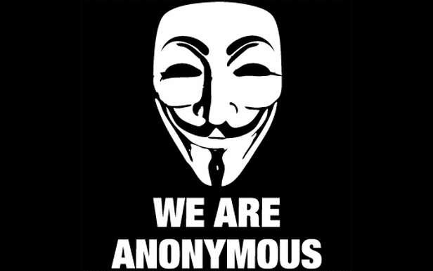 Maska Guya Fawkesa (Fot. ThinkMinecraft.com)