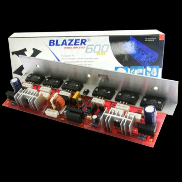 KIT Power Amplifier Mono 600 Watt - Blazer 600 Watt Sanken Asli