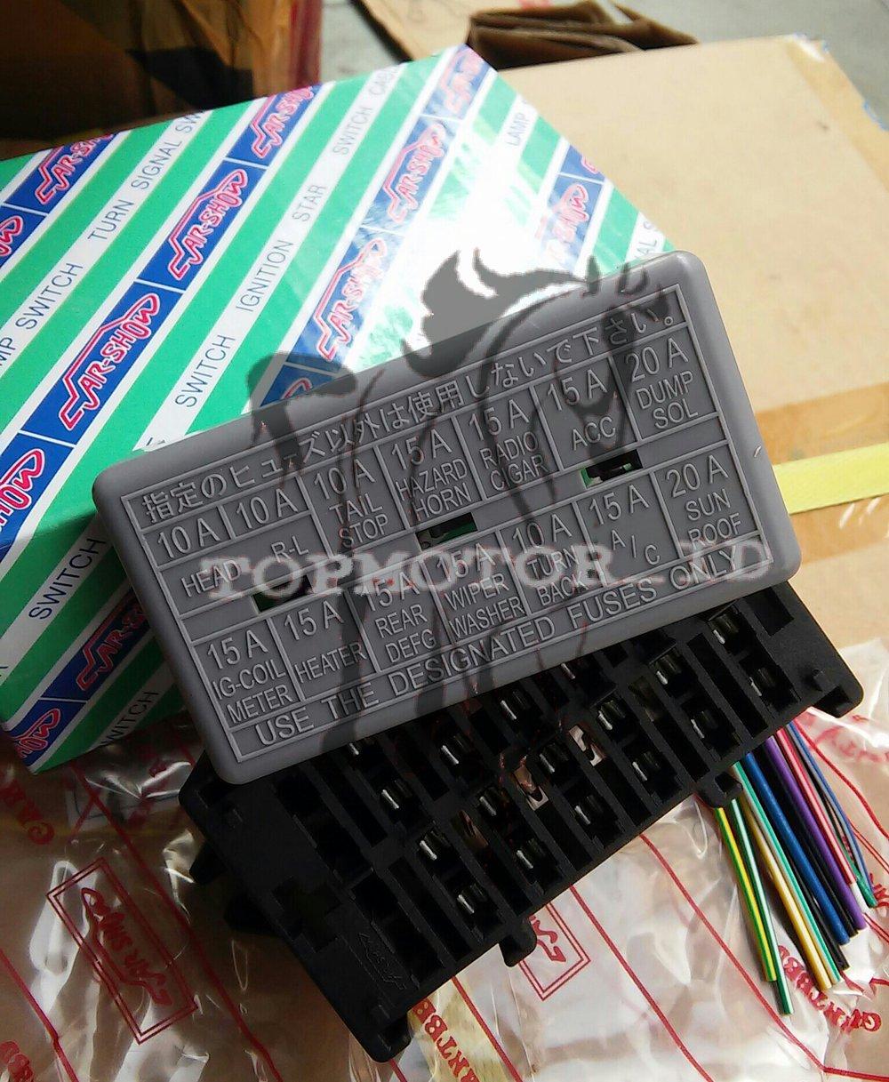 hight resolution of suzuki multicab fuse box wiring diagram suzuki carry fuse box wiring diagram week