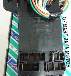 box sekring fuse box daihatsu espass s91 [ 1292 x 2048 Pixel ]