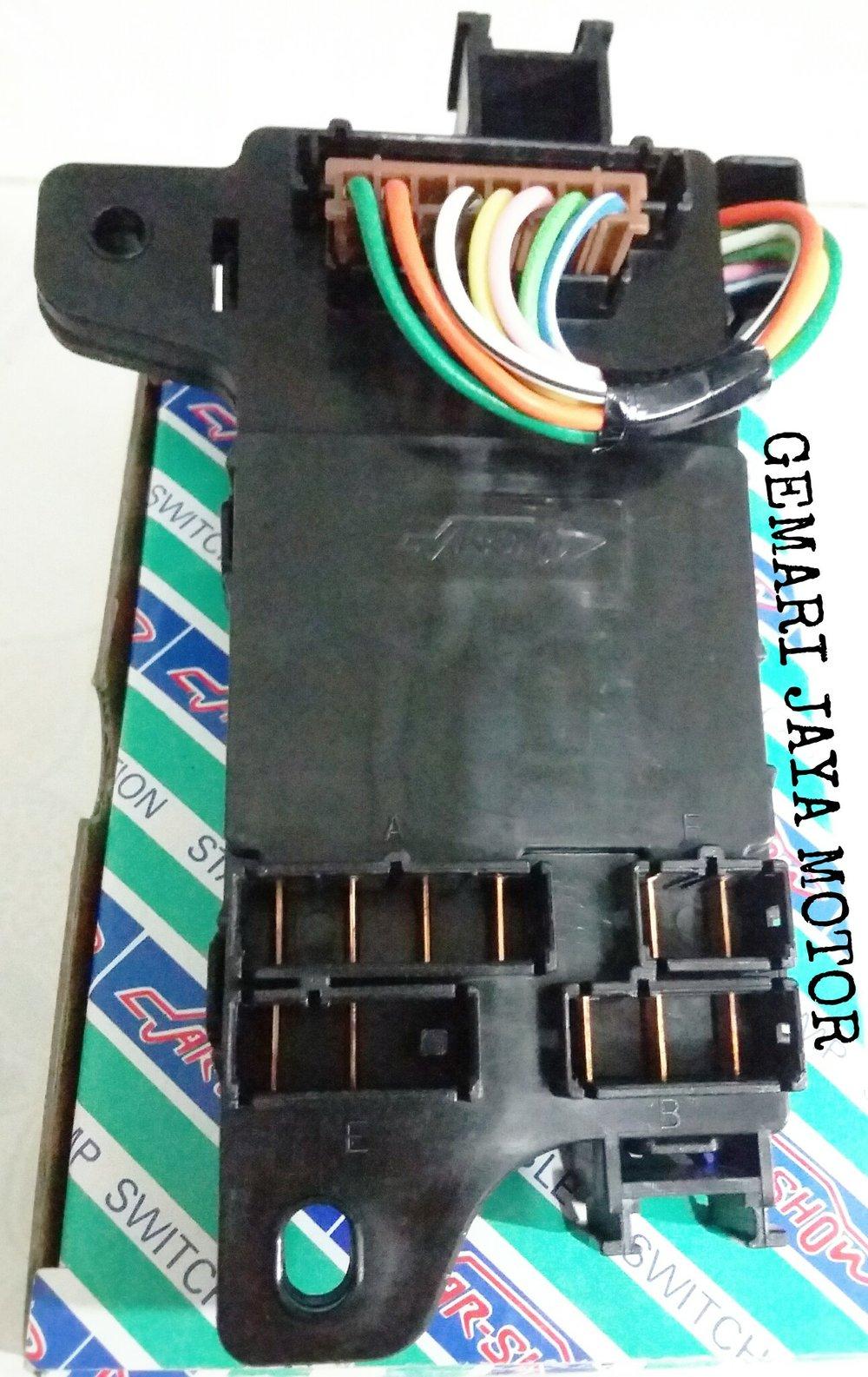 medium resolution of box sekring fuse box daihatsu espass s91 box