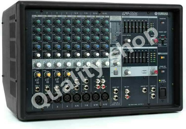 power mixer yamaha EMX-512SC (original) Murah