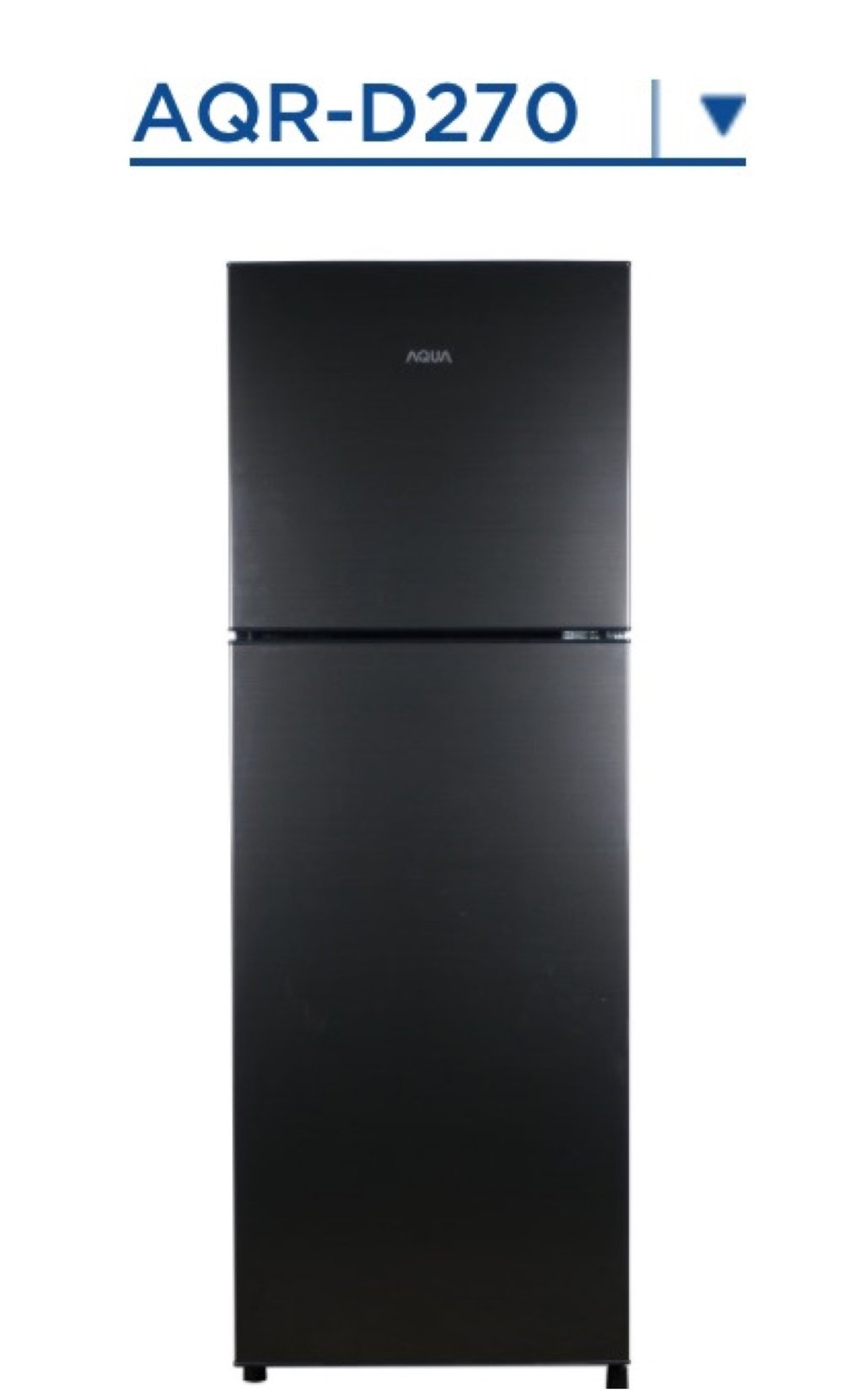 medium resolution of jual aqua lemari es sanyo haier aqr kulkas 2 pintu