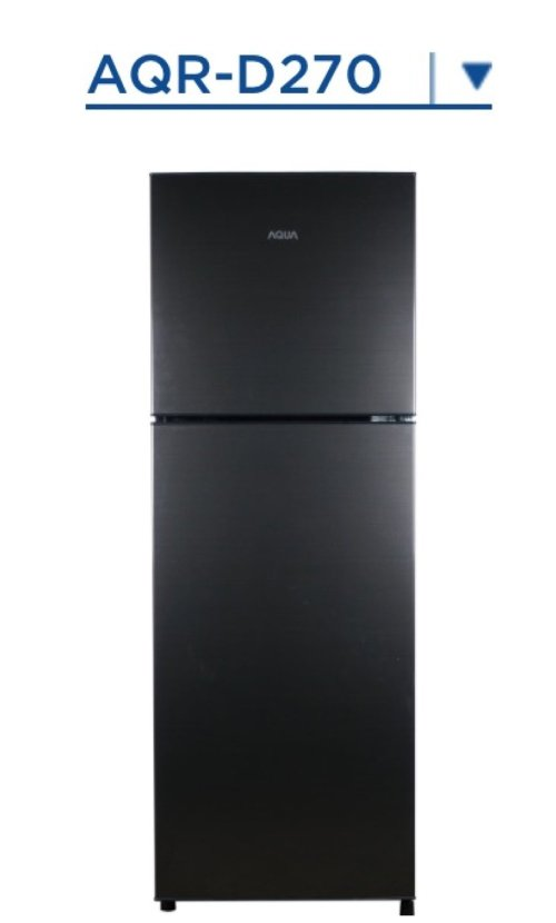 small resolution of jual aqua lemari es sanyo haier aqr kulkas 2 pintu