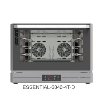 ESSENTIAL-6040-4T-D CONVECTION OVEN