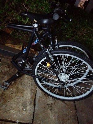 Jual Sepeda Lipat Jadul Merk Dahon 26 inchi di lapak nedy ...