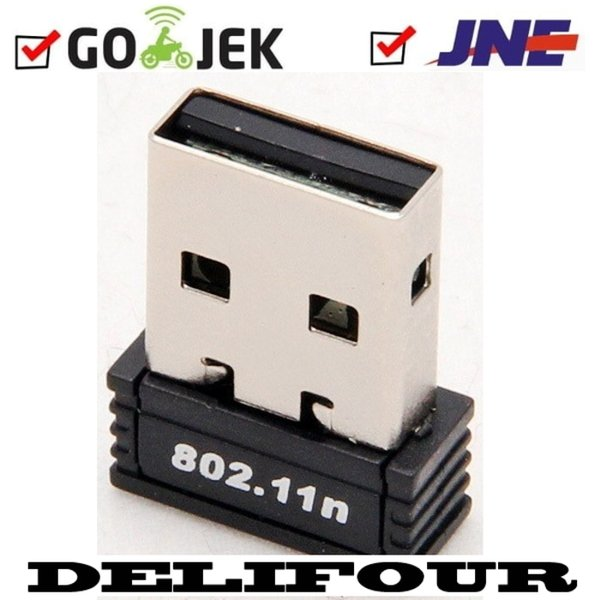 Usb wifi adapter wireless receiver dongle 150Mbps