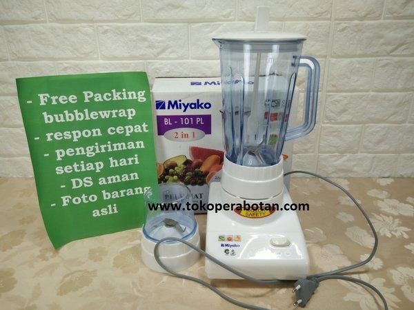 Blender 2in1 Plastik Miyako 101PL