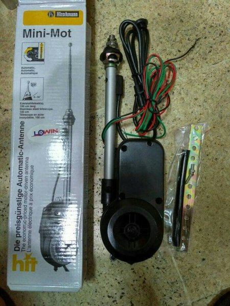 Antena Radio Otomatis Mobil Minimot Universal Berkualitas
