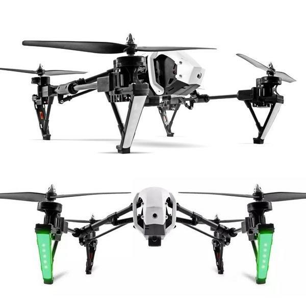 WLtoys Q333-A FPV Drone 5.8Ghz(MINI DJI Inspire 1 Clone) (TERCANGGIH)