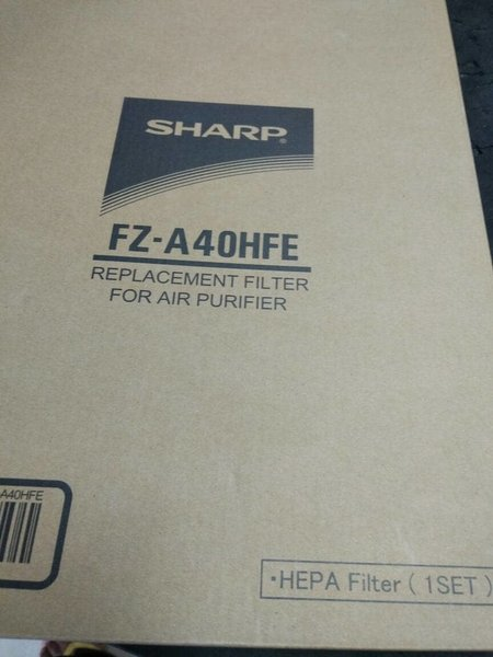 Original Filter HEPA Filter Debu Asap Sharp Air Purifier KC A40 FZ A40 Murah