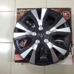 Ukuran Velg Grand New Veloz Is The Camry All Wheel Drive Harga Dijual Tutup Dop Avanza 2016 Asli Limited Ring 14