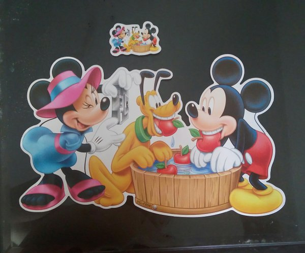 Stiker dinding Mickey Mouse 10