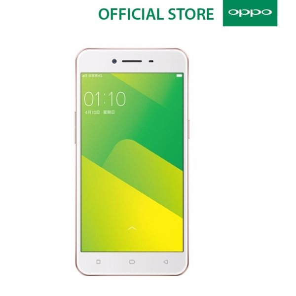 Oppo A37 Beauty Camera   2 16GB   Rose Gold   Kamera Depan 8MP