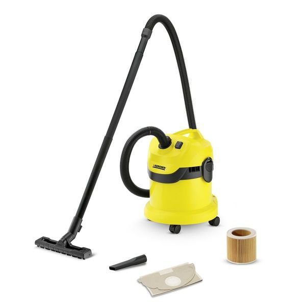 Karcher Multi Purpose Vacuum Cleaner WD 2 Cartridge Filter Kit