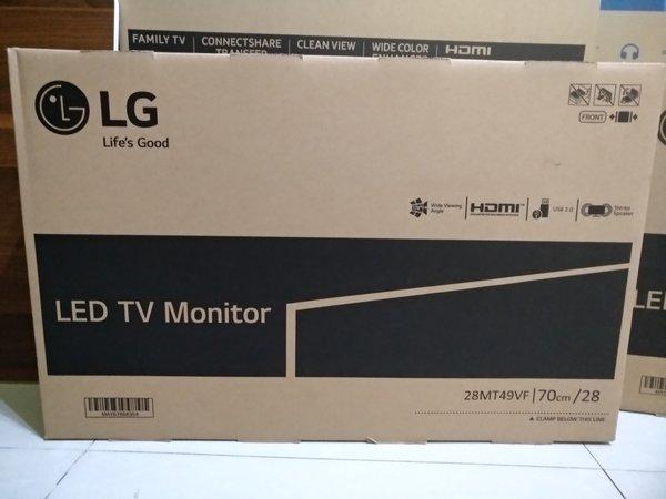 Led tv LG 28 inch LG 28MT49VF Monitor TV LED