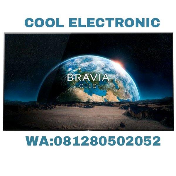 OLED TV SONY BRAVIA KD-55A1 UHD 4K SMART TV 55 TRILUMINOS DISPLAY NEW