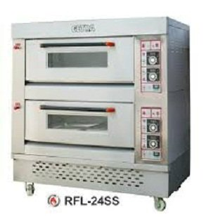 Gas Baking Oven Getra RFL-24SS8* / Oven Gas Roti