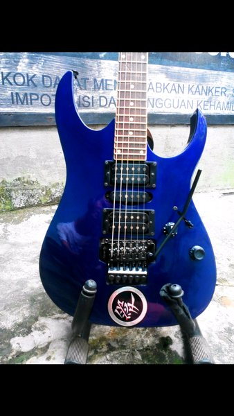 Gitar Elektrik listrik ibanez Gio Original made in China bukan fender gibson washburn LTD artrock radix