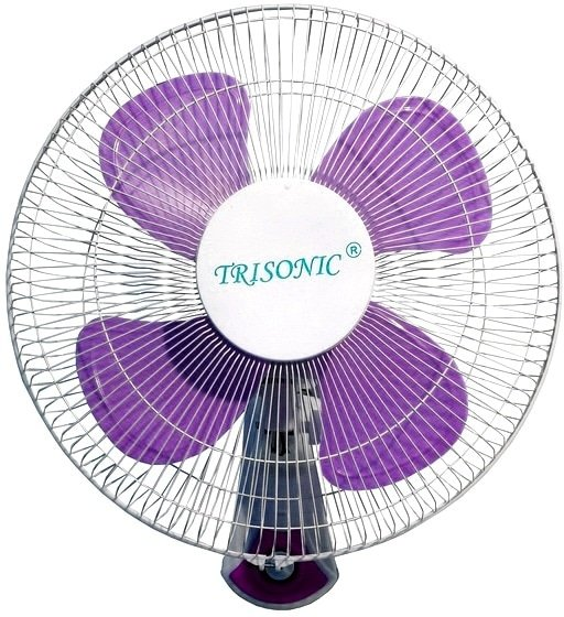 KIPAS ANGIN DINDING TEMPEL TEMBOK-WALL FAN 16 INCH TRISONIC T-1607