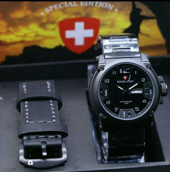 Daftar Harga Jam Tangan Swiss Army Quartz Terbaik dan Murah 2019 428041b245