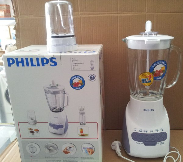 Promo PHILIPS HR 2116 Blender Kaca