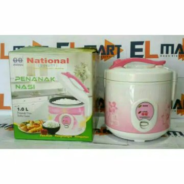 QQ NATIONAL MAGIC COM / RICE COOKER NATIONAL / NATIONAL QQ