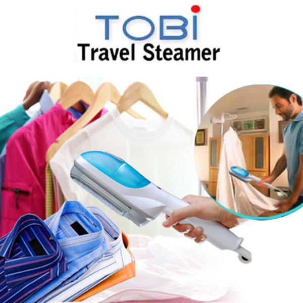 Setrika Uap Tobi  -  Setrika Uap  -  Travel Steamer  -  As seen on tv-HotList - D.0315KMS