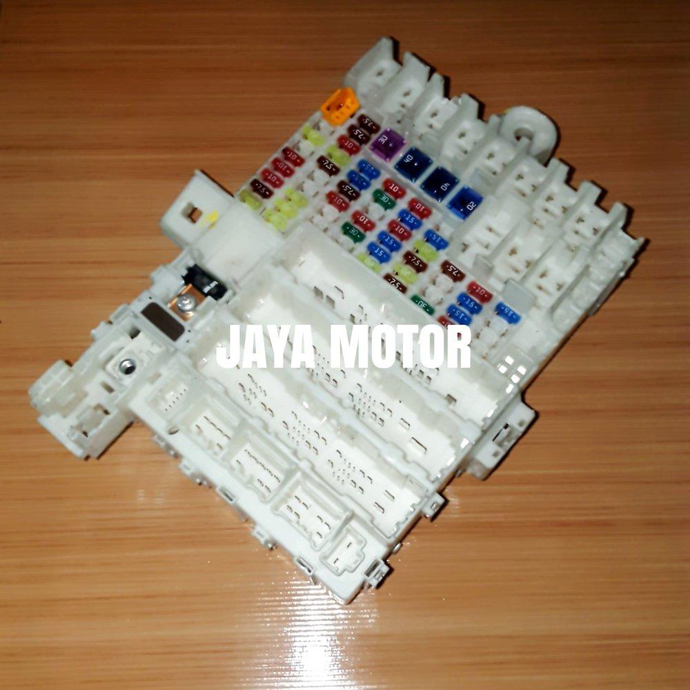 hight resolution of fuse box under dash cabin honda freed 2012 szy