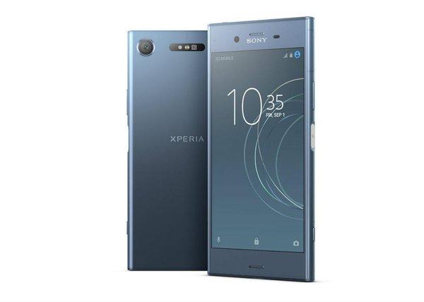 Sony Xperia XZ1 Smartphone 64Gb Ram 4Gb Original