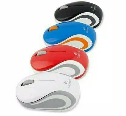 Logitech M187 Mini Wireless Mouse