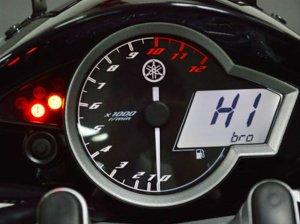 Jual Wiring Diagram Speedometer New Vixion NVL di lapak