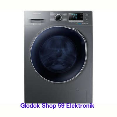MESIN CUCI & DRYER 10 KG SAMSUNG WD10J6410 DIGITAL INVERTER ECO BUBBLE NEW